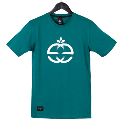 Koszulka ELADE ICON MARKER OCEAN GREEN
