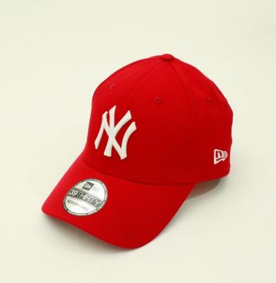 Czapka NEW ERA 39THIRTY NEW YORK Czerwona