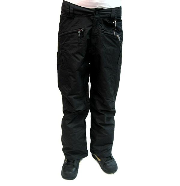 vans spodnie