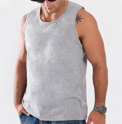 Koszulka STOPROCENT TANK TMT BASE Melange
