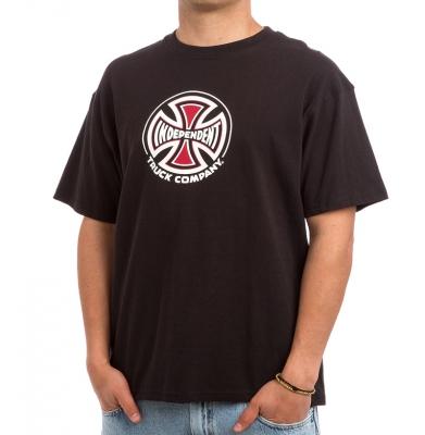 Koszulka INDEPENDENT TRUCK CO Black