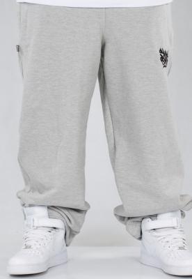 Spodnie Dresowe SSG Baggy Smoke Tag