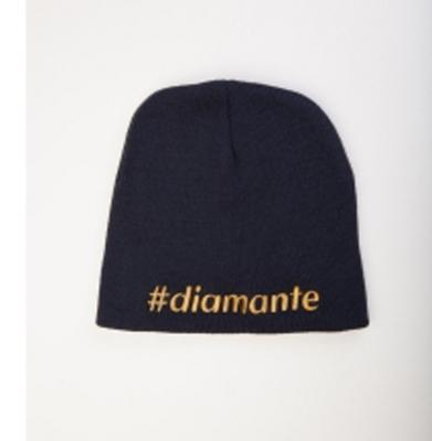 Czapka DIAMANTE 'Diamante Hashtag' Granatowa