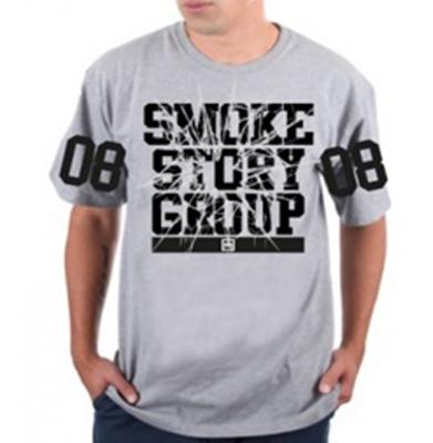 Koszulka SSG Broken Szara