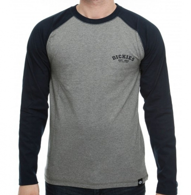 Longsleeve DICKIES BASEBALL Dark Navy