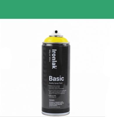 Farba IRONLAK BASIC PAINT Emerald BS021
