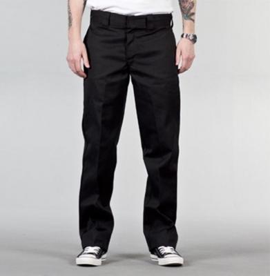 Spodnie DICKIES 873 SLIM STRAIGHT WORK PANTS Black