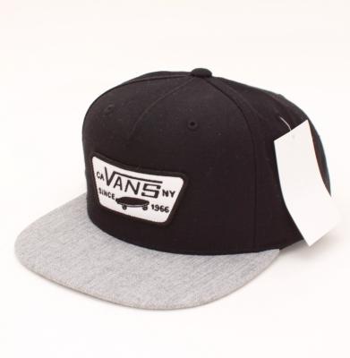 Czapka Snapback VANS Grey/Black II