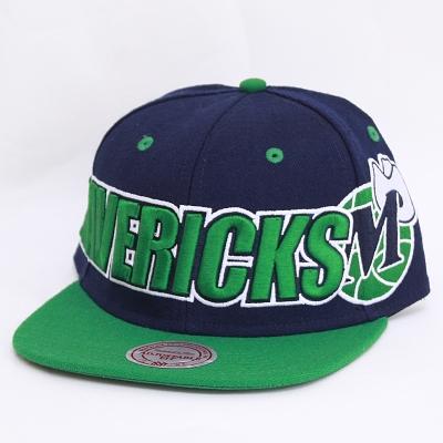 Snapback Mitchell & Ness Dallas Mavericks Super Lg Wordmark