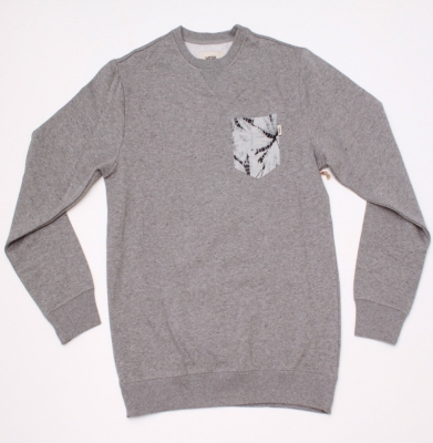 Bluza VANS POCKET Grey