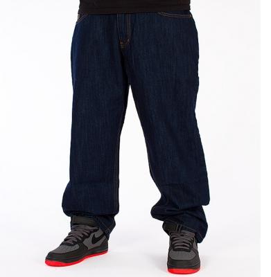 Spodnie MORO Baggy Ciemny Jeans