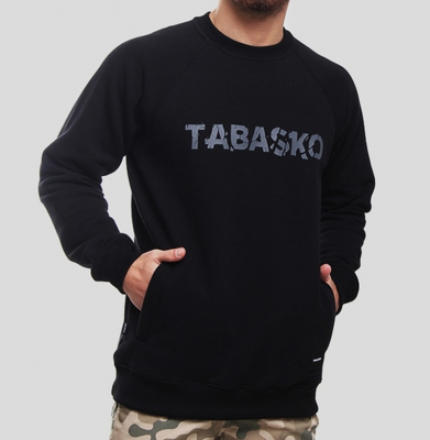 Bluza TABASKO CRACK Czarna