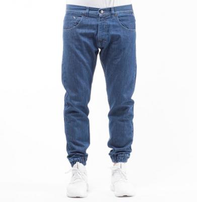 Spodnie MASS DNM Jogger Base Sneaker Fit Dark Blue