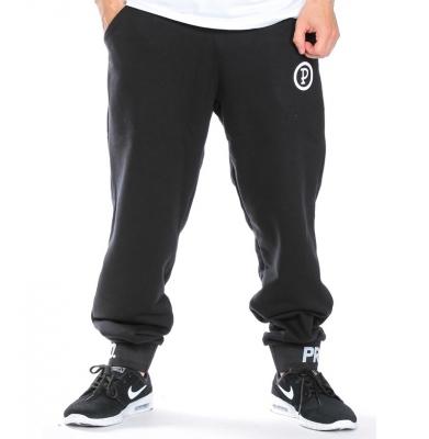 Spodnie Dresowe PROSTO CLEAR BLACK
