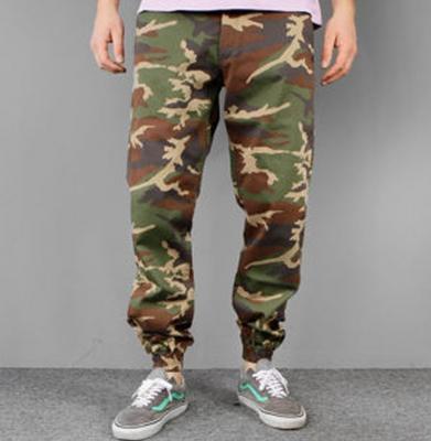 Spodnie MALITA Jogger Camouflage II