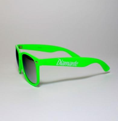 Okulary DIAMANTE WEAR Zielone