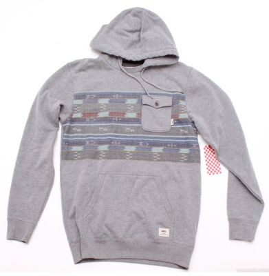 Bluza VANS POCKET Small Grey