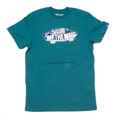 Koszulka VANS OFF THE WALL CLASSIC MINT