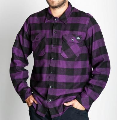 Koszula DICKIES Sacramento Plum