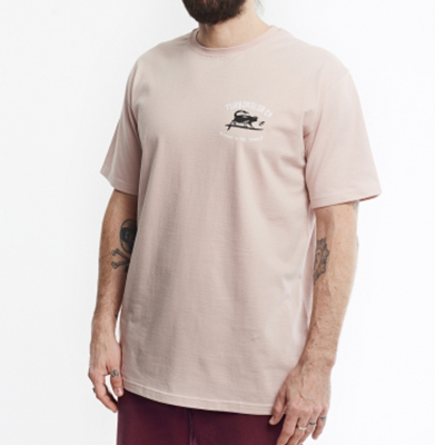 Koszulka TURBOKOLOR SHAKA TS Pink