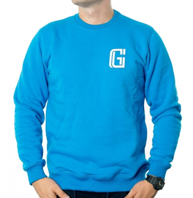 Bluza G-FOR STRACH Niebieska