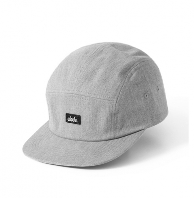 Czapka ELADE 5 Panel Light Grey