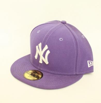 Czapka NY NEW ERA Purple/White