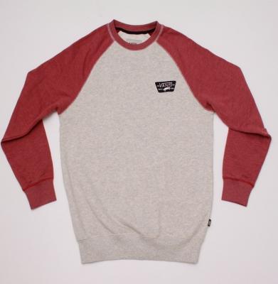 Bluza VANS Maroon/Grey