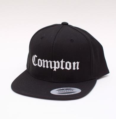 Snapback YUPOONG COMPTON Black