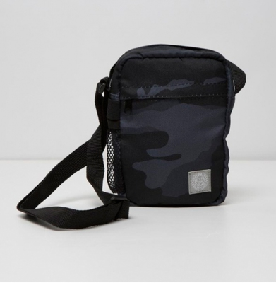 Saszetka/Listonoszka MASS DNM Small Bag Base Black Camo