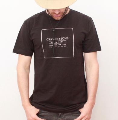 Koszulka CAYLER & SONS BLACK LABEL
