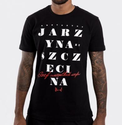 Koszulka STOPROCENT TMS JARZYNA Black