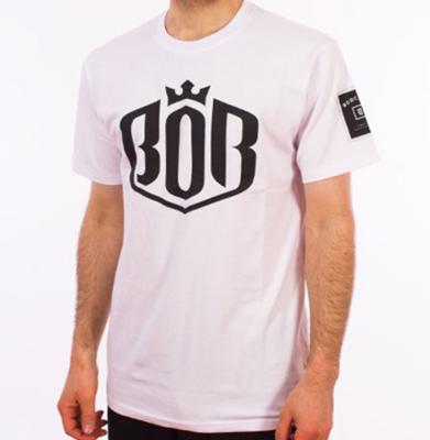 Koszulka BOR HERB Biała