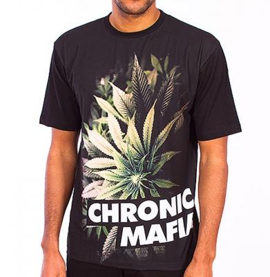 Koszulka EL POLAKO Chronic Czarna