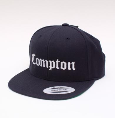 Snapback YUPOONG COMPTON Dark Navy