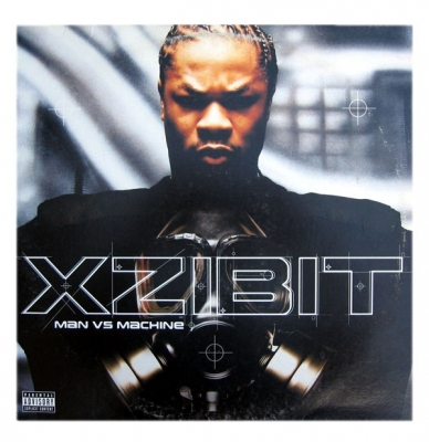 Vinyl Xzibit - Man Vs Machine 2LP