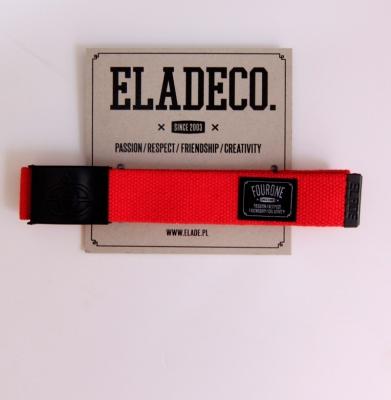 Pasek ELADE ICON Red