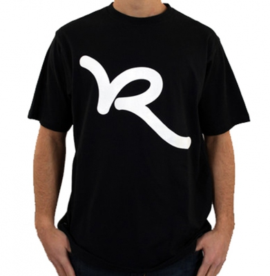 Koszulka ROCA WEAR Big R Black