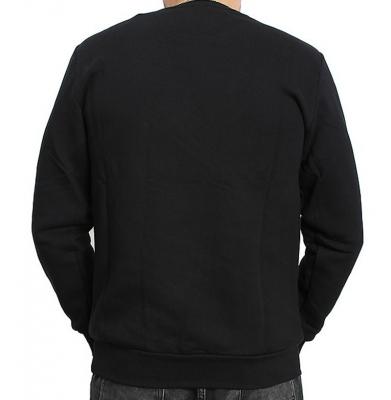 Bluza PROSTO CREWNECK SHARPZ BLACK