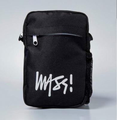 Saszetka/Listonoszka MASS DNM Small Bag Signature Black