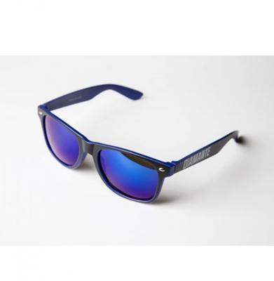 Okulary DIAMANTE WEAR 'Diamante 3' Niebieskie
