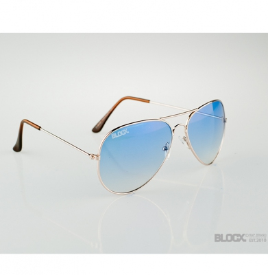 Okulary BLOCX Kamikaze Mirror Light Blue 043