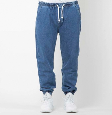 Spodnie MASS DNM Jogger Drop Blue