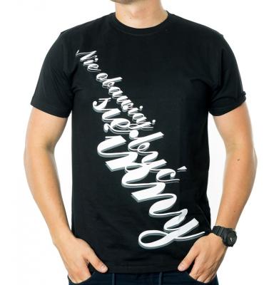 Koszulka G-FOR INNY Czarna