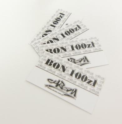 Karta Podarunkowa 100 złoty