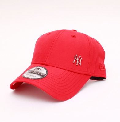 Czapka NEW ERA 9FORTY NY SMALL RED