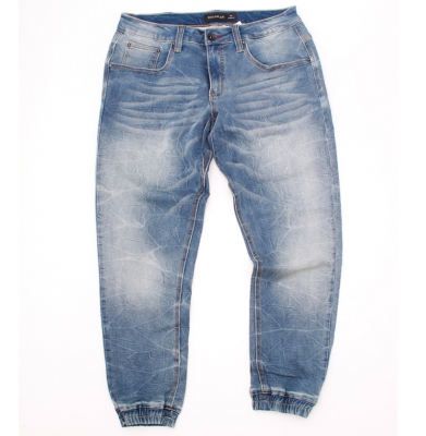Spodnie Jogger ROCA WEAR Light Blue