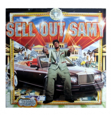 Vinyl Samy Deluxe - Sell out Samy
