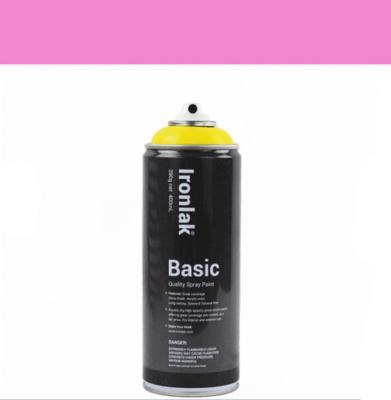 Farba IRONLAK BASIC PAINT Bubblegum BS038