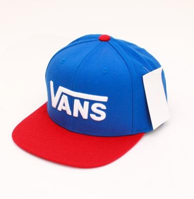 Czapka Snapback VANS Red/Blue